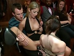 All Holes, BDSM, Bondage, Brunette, Brutal, Dildo, Emo, Extreme, From Behind, Gangbang,