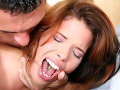 Dormitorio, Mamada, Tierna, Placer Sexual, Gritando,