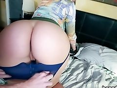 Babe, Big Ass, Blowjob, Brunette, Fucking, Hardcore, HD, Natural Tits, Pawg, Riding,