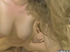 Big Ass, Blonde, Electrified, MILF, Pussy,