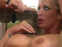 Big Tits, Blonde, Blowjob, Cowgirl, Cum On Tits, Cumshot, Cute, Hardcore, Horny, Lingerie,