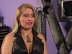 BDSM, Big Tits, Blonde, Exotic, Femdom, Mistress, Pornstar, Strapon,