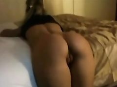 Ass, Ball Licking, Big Cock, Blowjob, Clamp, Couple, Cute, Hardcore, Homemade, Housewife,