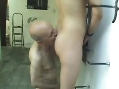 Amateur, Double Penetration, Grandpa,