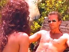 Sexe Anal, Gros Nichons, Horny, Nikki Sinn, Outdoor, Star Du Porno, Rousses, Ancien ,