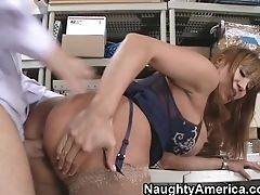 Ava Devine, Big Tits, Blowjob, Bold, Brunette, Ethnic, Facial, HD, Lingerie, Naughty,