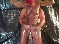 Amateur, BDSM, Oiled,