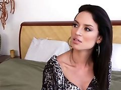 Babe, Beauty, Blowjob, Brunette, Franceska Jaimes, Friend, Gorgeous, Licking, MILF, Pornstar,