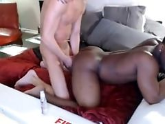 Amateur, Bareback, Big Black Cock, Bisexual, Black, Couple, Cute, Fucking, Interracial, Master,
