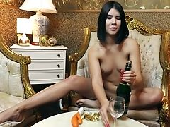 Ass, Babe, Cunt, High Heels, Masturbation, Model, Natural Tits, Pussy, Sex Toys, Solo,