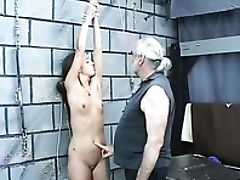 BDSM, Bondage, Game, Rough, Skinny, Spanking,