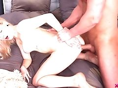 69, Ass, Babe, Blonde, Blowjob, Cunnilingus, Dick, Doggystyle, Extreme, Felching,