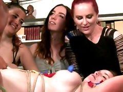 Bar, BDSM, Bella Rossi, Blowjob, Bondage, Mistress, Mz Berlin, Public, Slut, Squirting,