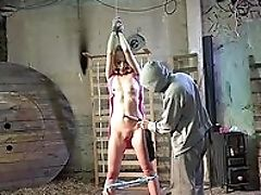 BDSM, Bondage, Boobless, Close Up, Clothed Sex, Fetish, HD, High Heels, Sex Toys, Shaved Pussy,