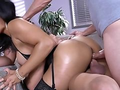 Anal Sex, Blowjob, Deepthroat, Doggystyle, Double Penetration, Ethnic, Hardcore, HD, Lingerie, Rough,