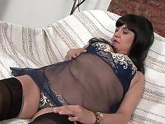 Amateur, Brunette, Fingering, Mature, MILF, Pussy, Sex Toys,