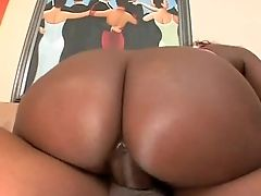 Ass, Big Black Cock, Big Cock, Black, Blowjob, Couple, Cowgirl, Cute, Doggystyle, Hardcore,