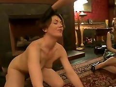 BDSM, Bella Rossi, Big Tits, Cherry Torn, Fetish, Group Sex, Mellanie Monroe, Nerine Mechanique,