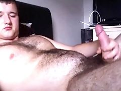 Bear, Big Cock, Dick, Fat, Masturbation, Mature,