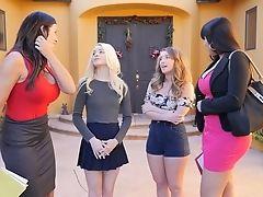 Ass, Babe, Beauty, Big Tits, Blonde, Bold, Brunette, Cute, Facesitting, HD,