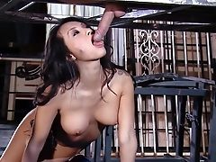 Blowjob, Cum In Mouth, Deepthroat, Ethnic, HD, Huge Cock, MILF, Oral Sex, Pornstar, Riding,