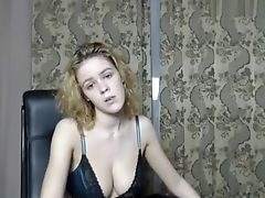 Amateur, Masturbation, Webcam,
