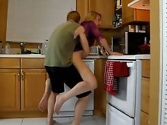 Housewife, Kitchen, Wild,