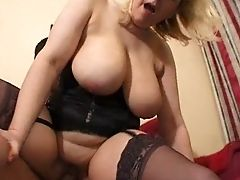 Big Natural Tits, Big Tits, British, Lingerie, Mature, MILF, Nylon, Saggy Tits, Stockings,