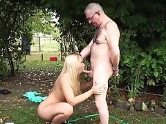 Big Natural Tits, Big Tits, Dick, Gorgeous, Old And Young, Outdoor, Teen, Wet,