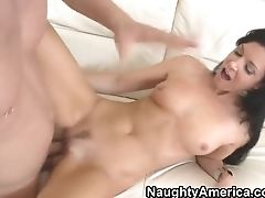 Big Ass, Big Cock, Blowjob, Brunette, Facial, Hairy, HD, India Summer, Mature,