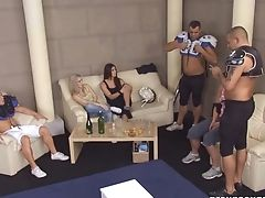 Babe, Cute, Group Sex, Hardcore, Midget, Orgy, Simony Diamond,