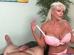 Big Cock, Blowjob, Competition, Granny, Mature,