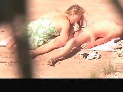 Blowjob, Exotic, Nude, Outdoor,