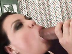 Babe, Big Tits, Blowjob, Latina, Stylish, Thick Cock,