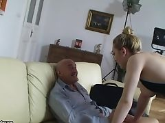 Behind The Scenes, Footjob, Lily Labeau,