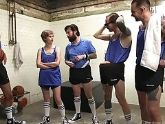 Anal Sex, Armpit, Blowjob, Boobless, Bukkake, Cum, Cumshot, Double Penetration, Facial, Gangbang,