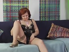 Cougar, Doggystyle, Mature, MILF, Redhead, Whore,