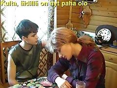 Finlandêsas , Hd, Madura, Mamãe , Velho + Novo , Russas,