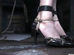 Ashley Adams, BDSM,