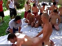 Group Sex, Nude, Oral Sex, Paddling, Spanking,