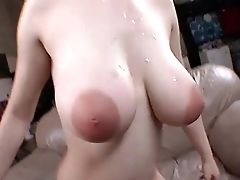 Amateur, Amazing, Big Tits, Cumshot, Facial, Hardcore,