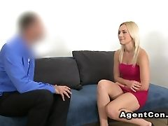 Blonde, Casting, Doggystyle, Hardcore, HD, Reality,