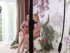 Ass, Behind The Scenes, Big Tits, Blonde, Brunette, Lesbian, Nude, Oral Sex, Piercing, Screaming,