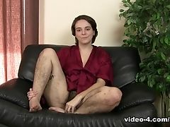 Audition, Boobless, Exotic, Hairy, Masturbation, Pornstar, Solo,