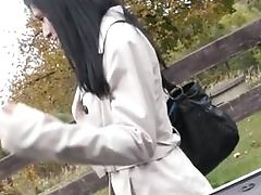 Cumshot, Doggystyle, European, Outdoor, Pick Up, POV, Street, Whore,