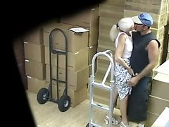 Amateur, Blonde, Blowjob, Delivery Guy, Hardcore, Hidden Cam, Naughty, Reality, Voyeur, Wife,