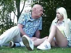 Blonde, Blowjob, Dick, Old, Rough, Sexy, Teen,