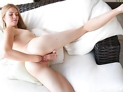 Amateur, Blonde, Fisting, Hardcore, Kinky, Long Hair, Masturbation, Model, Solo, Teen,