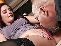 Grosse Bite Noire, Gros Pénis, Pipe, Couple, Hardcore , Interracial, Star Du Porno,